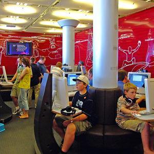 Интернет-кафе Каминского