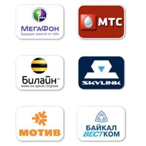 Операторы сотовой связи Каминского