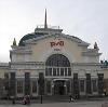 Железнодорожные вокзалы в Каминском