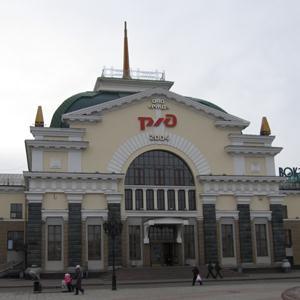 Железнодорожные вокзалы Каминского